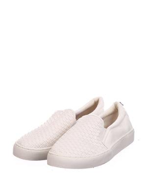 Мокасини білі  | 5667737
