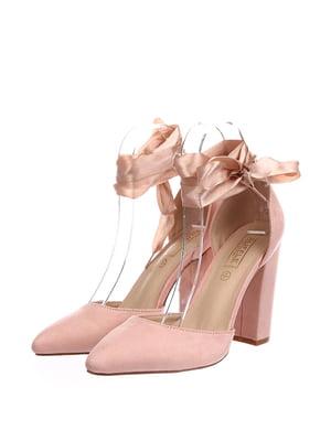 Босоніжки рожеві  | 5667748