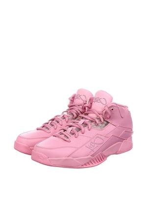 Кроссовки розовые | 5667763