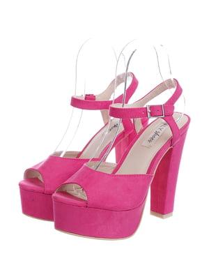 Босоніжки рожеві | 5667788