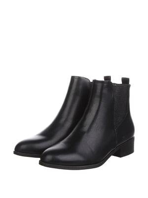 Ботинки черные | 5667609