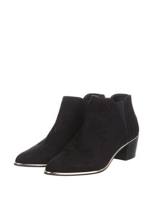Ботинки черные | 5667612