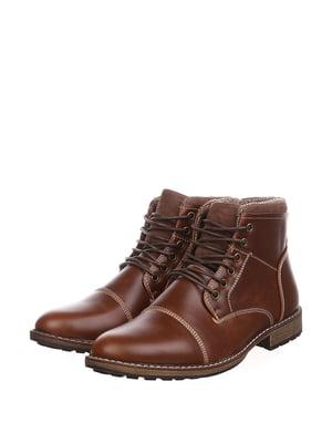 Ботинки коричневые | 5667614