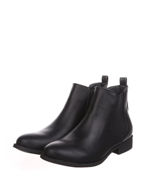 Ботинки черные | 5667615