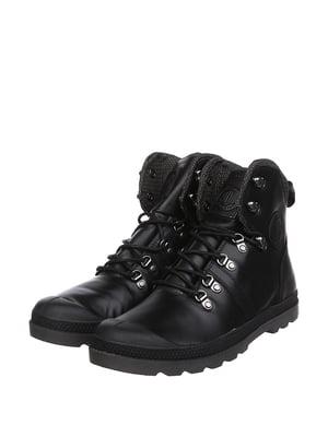 Черевики чорні | 5667621