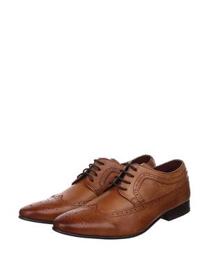 Туфли коричневые | 5667624