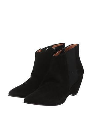 Ботинки черные | 5667625