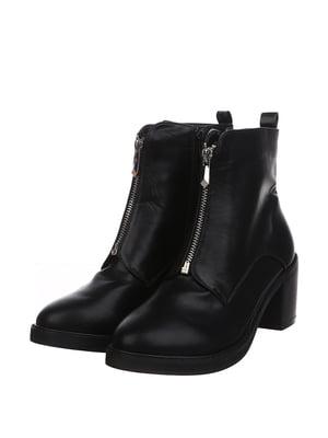Ботинки черные | 5667626