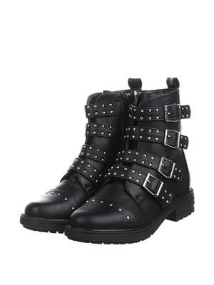 Ботинки черные | 5667627