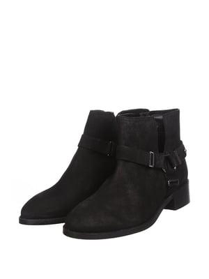 Ботинки черные | 5667629
