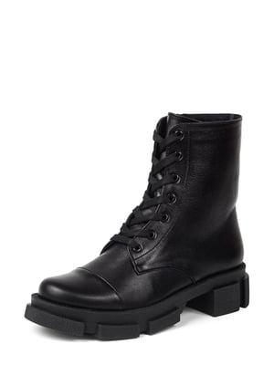 Ботинки черные | 5667933