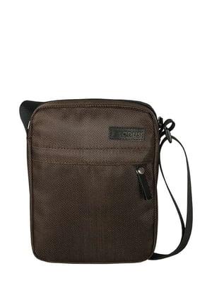 Сумка-планшет коричневого цвета | 5668770