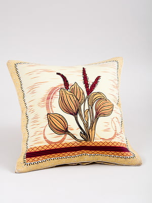 Наволочка для декоративной подушки Шен Ли (50х50 см) | 5150650