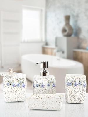 Набор аксессуаров для ванной комнаты (4 предметы) | 5661458