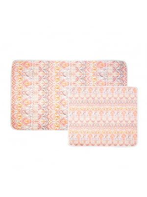 Набор ковриков (60х100 см, 50х60 см) | 5661513
