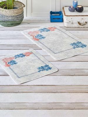 Набор ковриков (60х100 см, 50х60 см) | 5661514