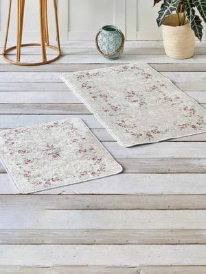 Набор ковриков (60х100 см, 50х60 см) | 5661515