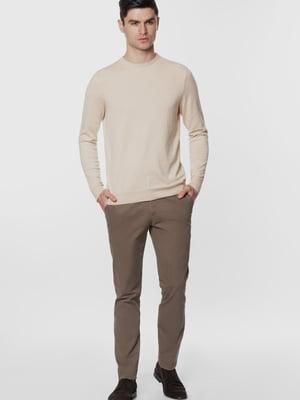 Джемпер бежевого цвета | 5668820