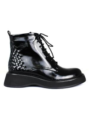 Ботинки черные | 5670801