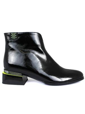 Ботинки черные   5670802