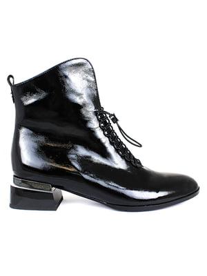 Ботинки черные   5670803