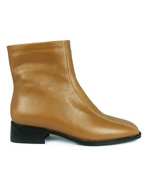 Ботинки горчичного цвета | 5670804