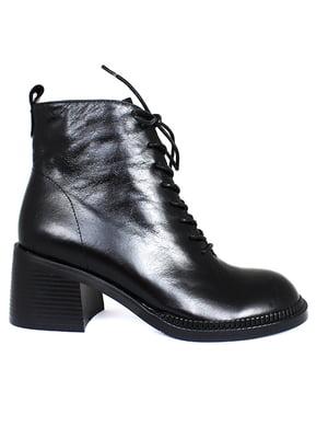 Ботинки черные | 5670809