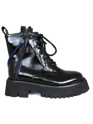 Ботинки черные | 5670810