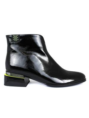 Ботинки черные | 5670821