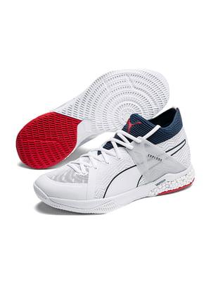 Кросівки біло-сині   5670337