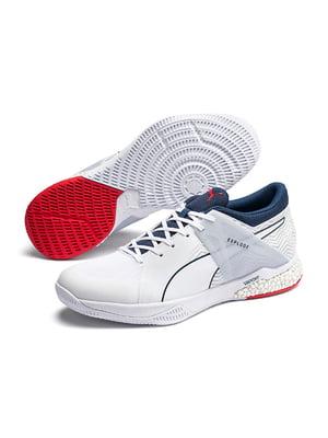 Кросівки біло-сині   5670338