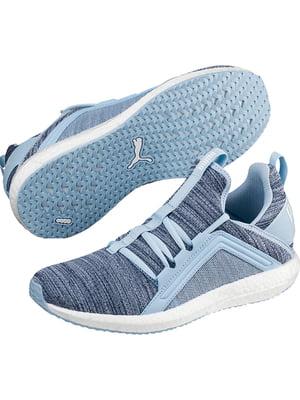 Кросівки блакитного кольору | 5670350