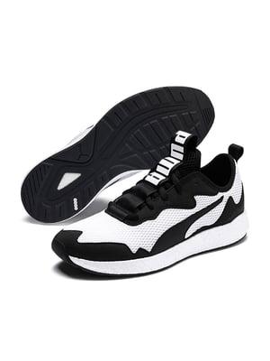 Кросівки біло-чорні   5670367