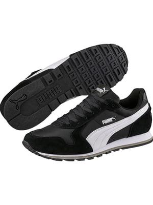 Кроссовки черные | 5670371