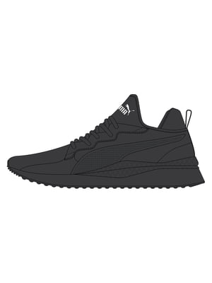 Кросівки чорні   5670380