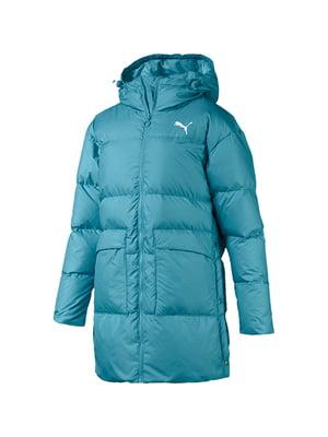 Куртка бірюзового кольору | 5670441