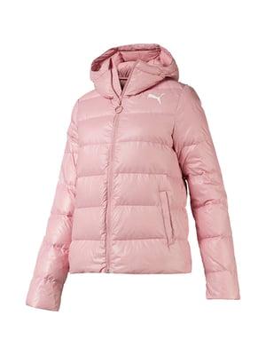 Куртка рожевого кольору | 5670443