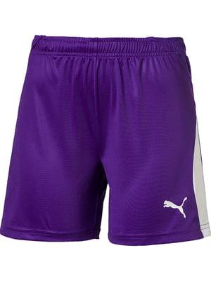Шорты фиолетового цвета | 5670604