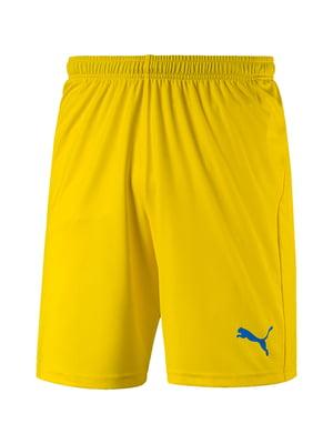 Шорты желтого цвета | 5670608