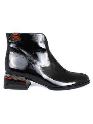 Ботинки черные | 5670822
