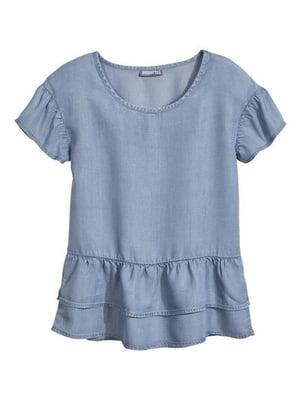 Блуза синя | 5671560