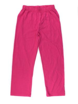 Штани рожеві | 5671927