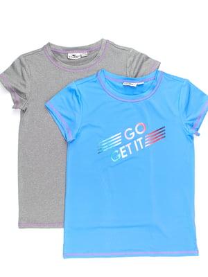 Набор футболок (2 шт.) | 5671851