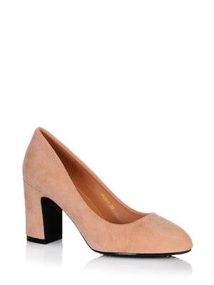 Туфлі бежевого кольору   5672574