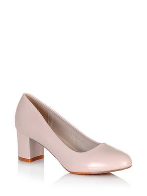 Туфлі бежевого кольору | 5672576