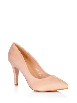 Туфлі бежевого кольору | 5672577