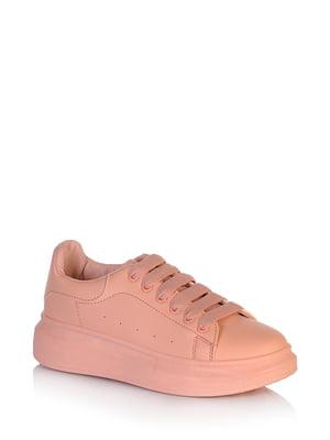Кроссовки розового цвета | 5672643