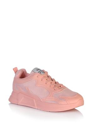 Кросівки рожевого кольору | 5672646