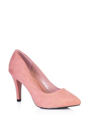 Туфлі рожевого кольору | 5672649