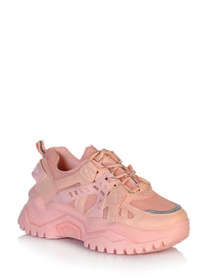 Кросівки рожевого кольору | 5672654